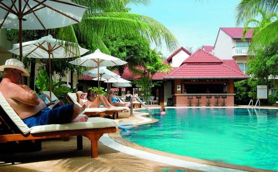 Пхукет - отель Horizon Patong Beach Resort And Spa Phuket