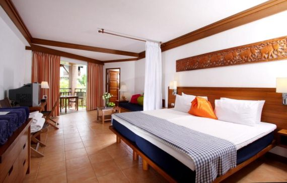 Пхукет - отель Sunwing Resort And Spa Phuket