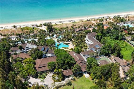 Пхукет - отель Thavorn Palm Beach Resort