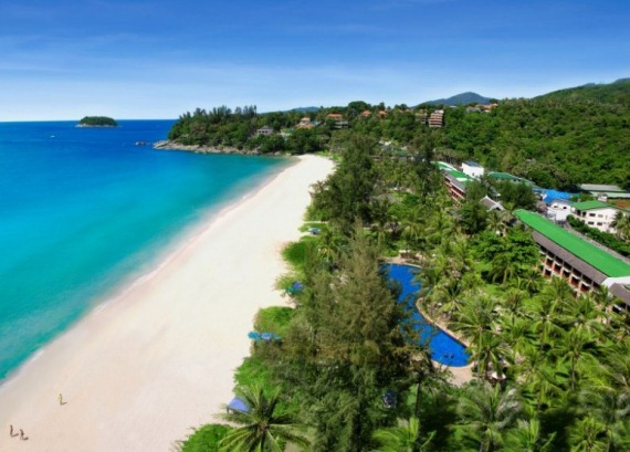 Пхукет - отель Woraburi Resort Spa Phuket